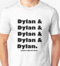 Dylan's Favorite Rapper List Unisex T-Shirt