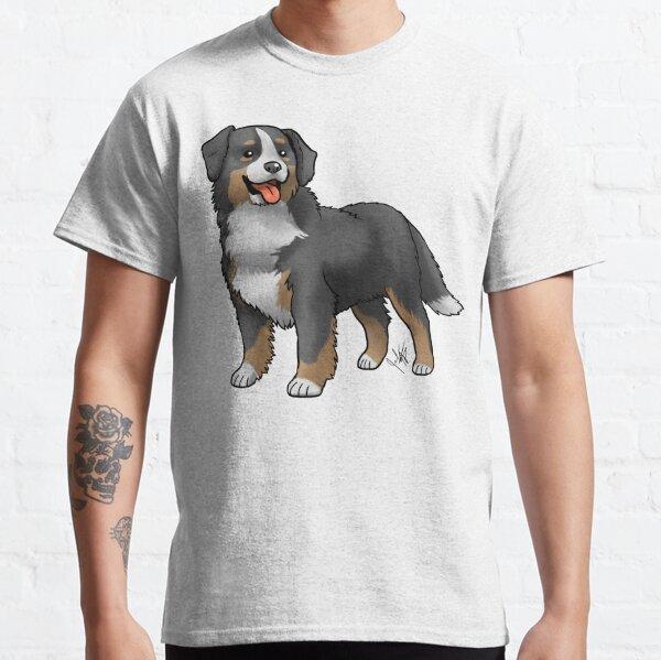 Bernese Mountain Dog Classic T-Shirt