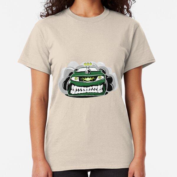 I.T. Movie Eddie's Eddy's Angry Car Shirt Classic T-Shirt