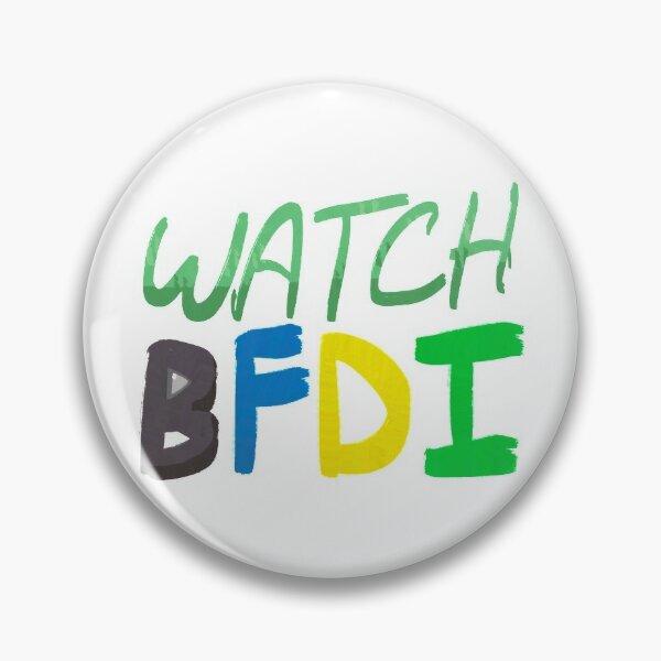 Watch BFDI Pin