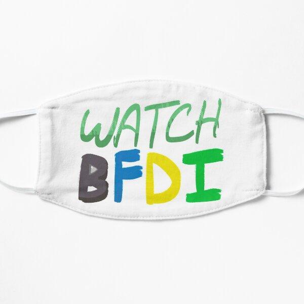 Watch BFDI Flat Mask