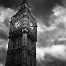 Big Ben by Ben Marshall