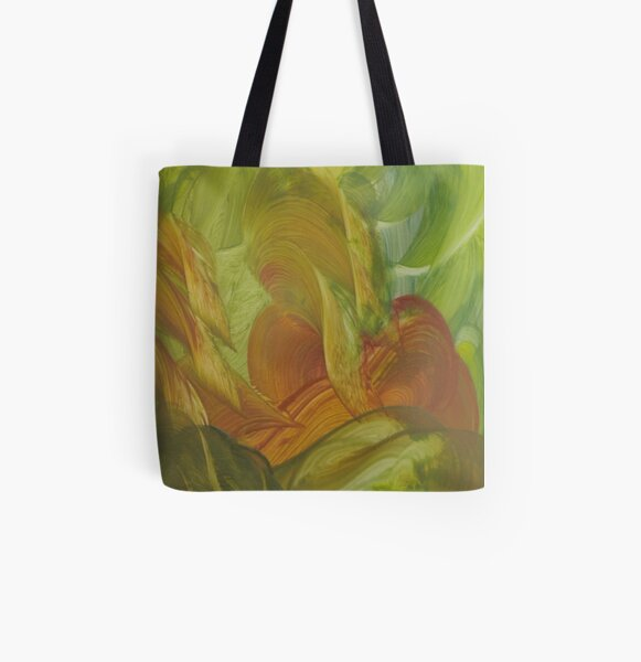 Ruaumoko All Over Print Tote Bag