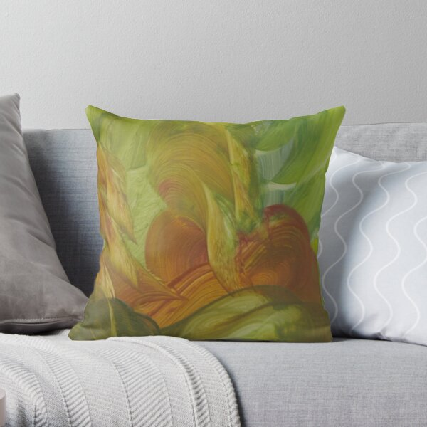 Ruaumoko Throw Pillow