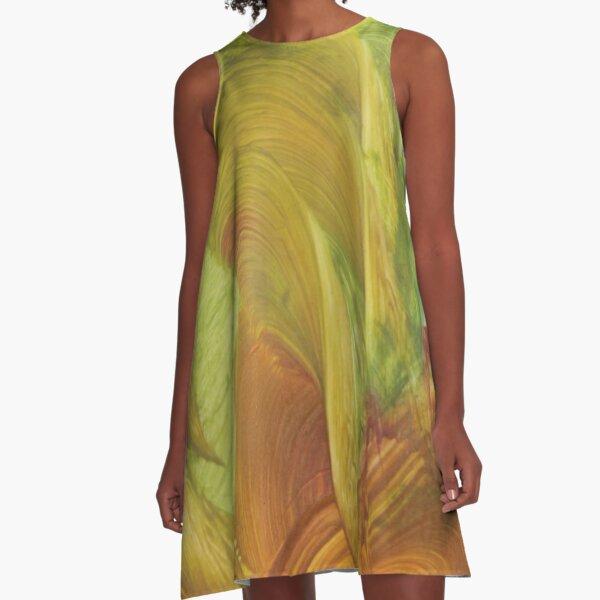 Ruaumoko A-Line Dress