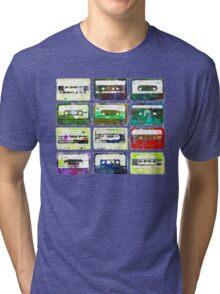Cassettes #3 Tri-blend T-Shirt