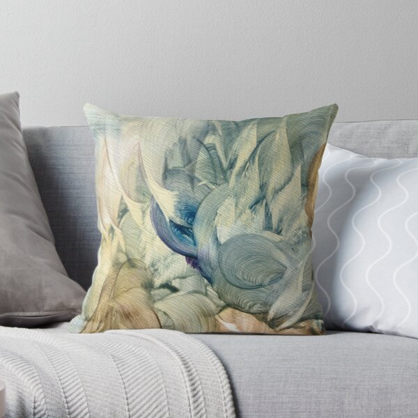 Salacia Throw Pillow