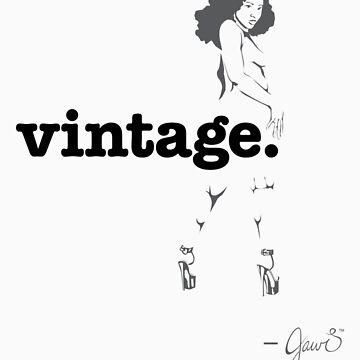 vintage. by jawidesign