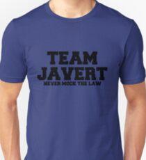 Team Javert v2 Unisex T-Shirt