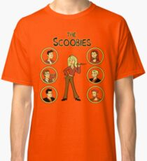 Buffy and the Scooby Gang Classic T-Shirt