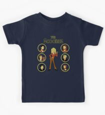 Buffy and the Scooby Gang Kinder T-Shirt