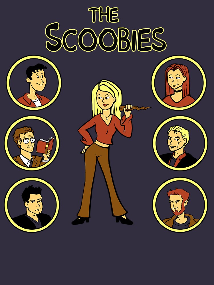 Buffy and the Scooby Gang | Unisex T-Shirt