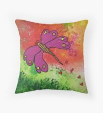 ♥ ♥ ♥ ♥ ♥ Journeying By ♥ ♥ ♥ ♥ ♥ Throw Pillow
