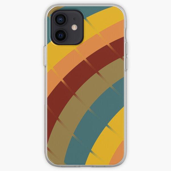 Rainbow in Autumn iPhone Soft Case