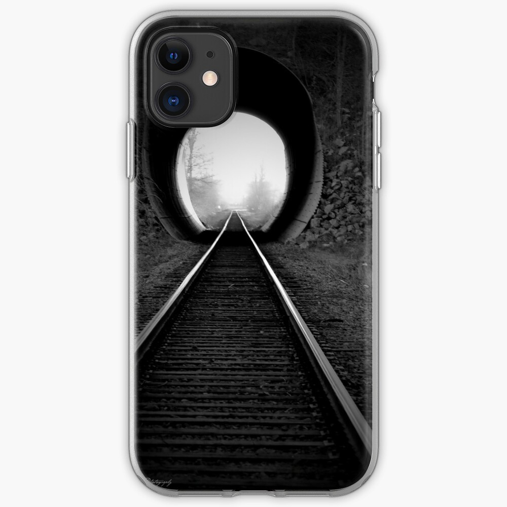 Train Tracks  iPhone Case & Cover