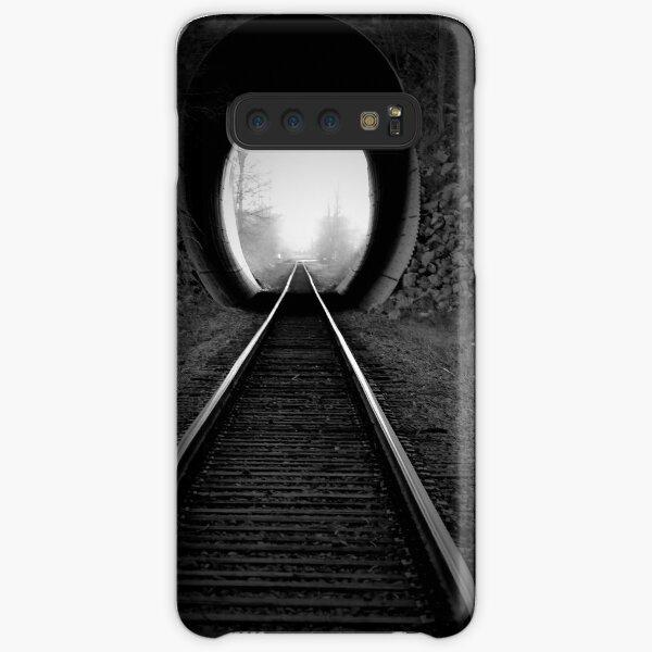 Train Tracks  Samsung Galaxy Snap Case