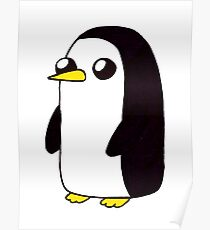 Penguin. Poster