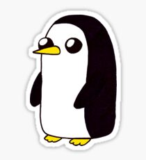 Penguin. Sticker