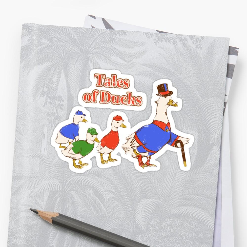 Tales of Ducks  by MeleeNinja