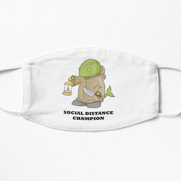 Tonberry Distance sociale Masque sans plis