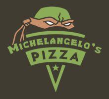 Michelangelo's Pizza | Unisex T-Shirt