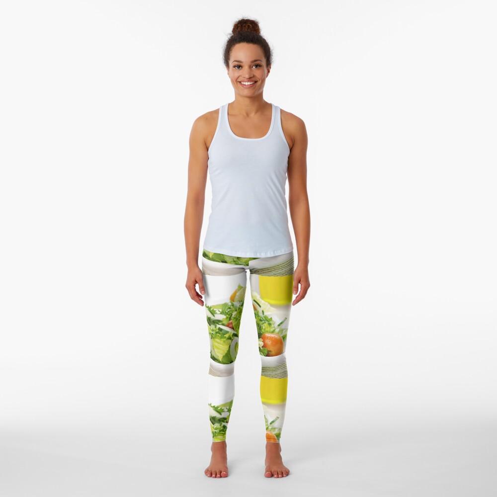 Kitchen decor, Salad socks, Salad pillow, Salad mask, Salad leggings  Leggings