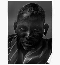 Fred - Kenya Poster