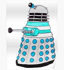 Classic Dalek. Poster