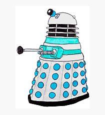 Classic Dalek. Photographic Print