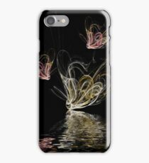 Young Butterfly spirits iPhone Case/Skin