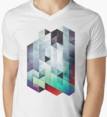 cyld stykk Men's V-Neck T-Shirt