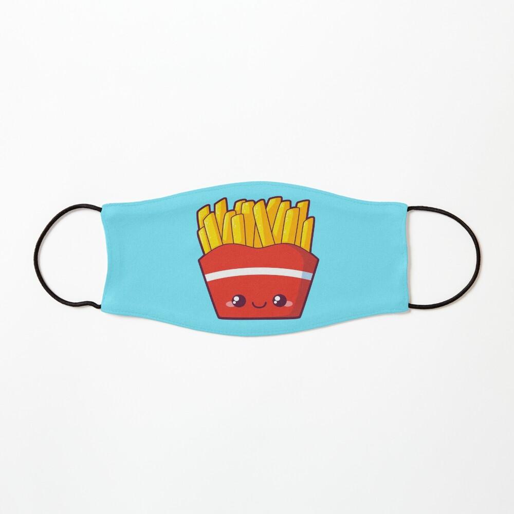 Fries Mask