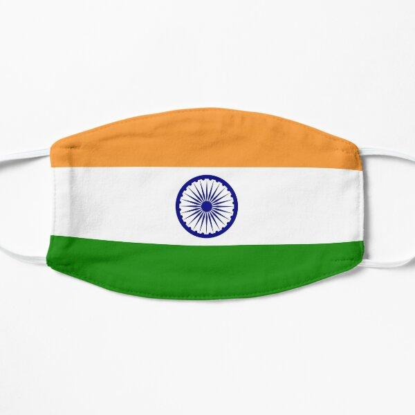 India Flag Flat Mask