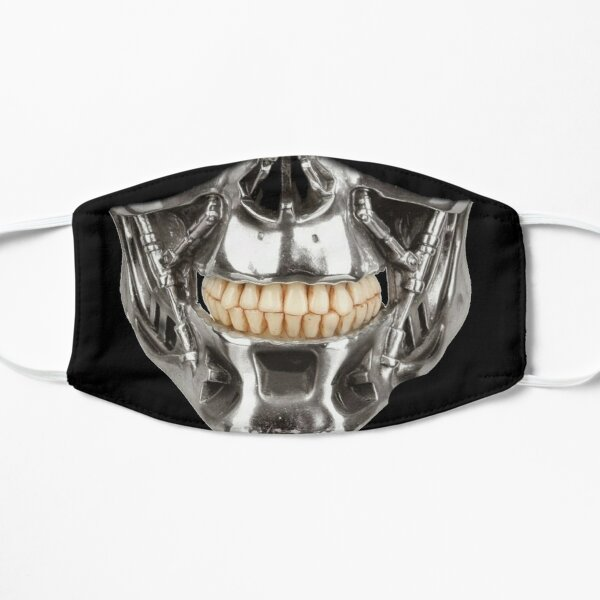 Terminator Masque sans plis
