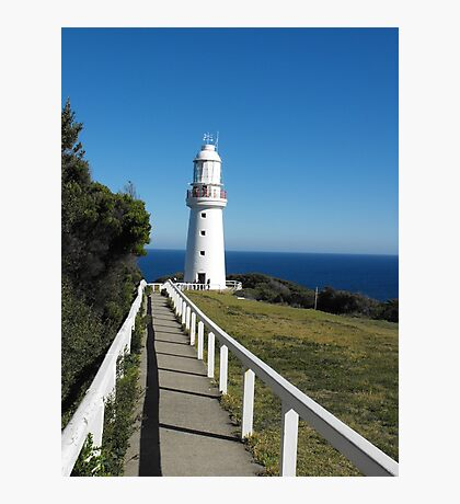 The Eye of the Needle. (Cape Otway Lighthouse) Photographic Print