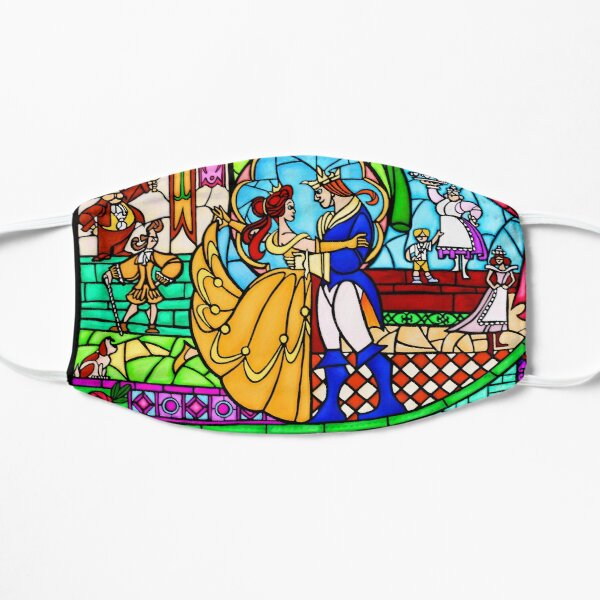 Patterns of the Stained Glass Window Mask