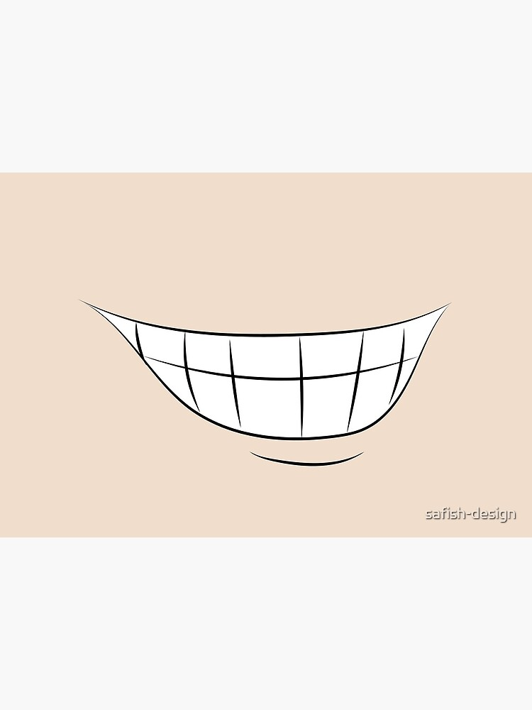 laughing mouth by safish-design