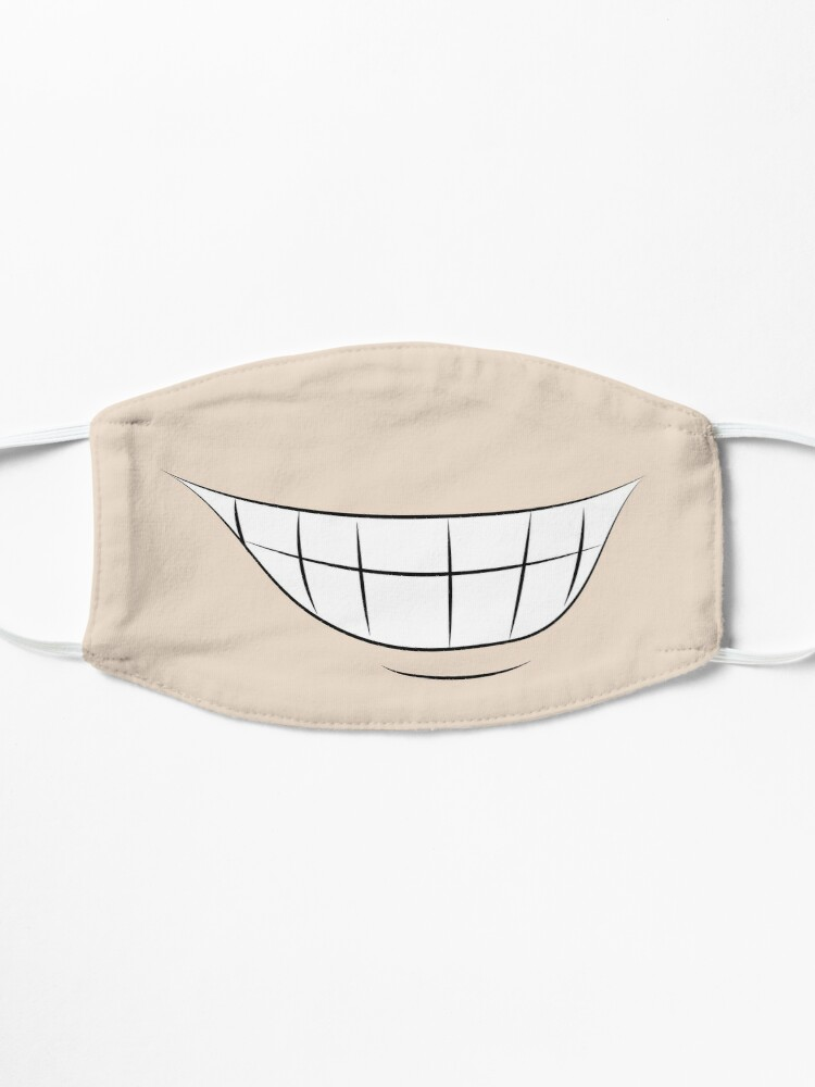 Alternate view of laughing mouth Mask