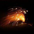 Bonfire night by shortarcasart