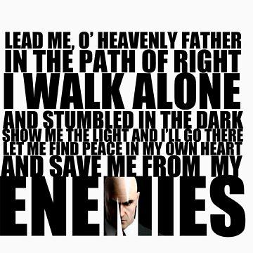 Silent Assassin prayer  by HouseofXLVII