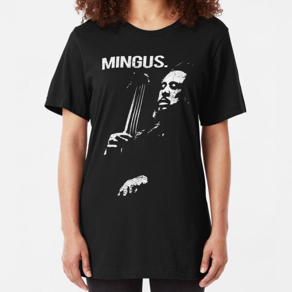 Mingus (distressed design) Slim Fit T-Shirt