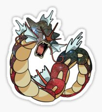 Gyarados - Pokemon Sticker