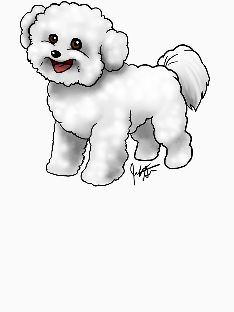 Bichon Frise by jameson9101322