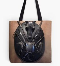 Knights Armor 2 Tote Bag