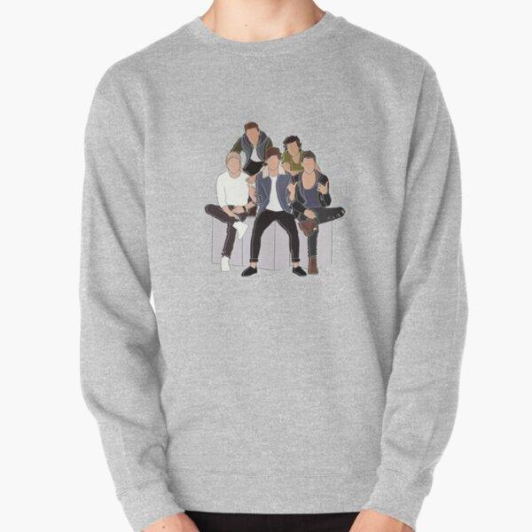 One Direction Pullover Sweatshirt