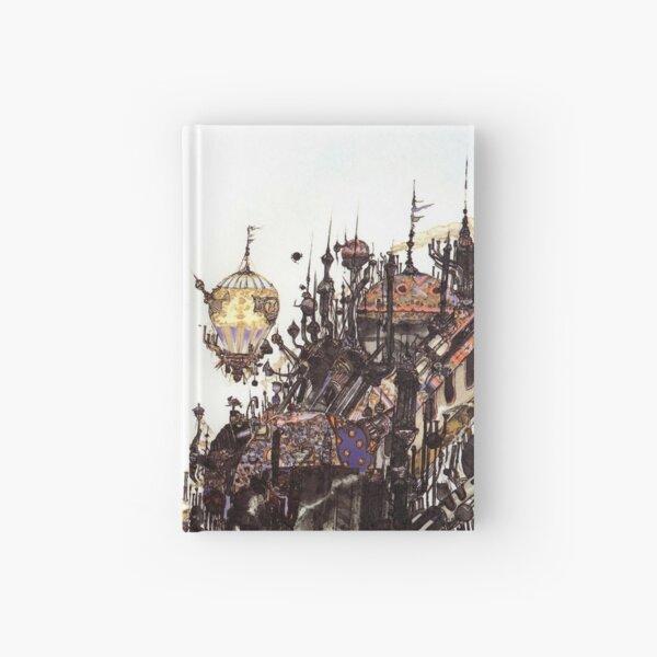 magitek girl Hardcover Journal