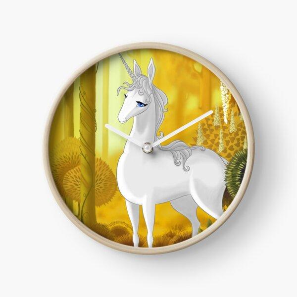 The Last Unicorn Clock