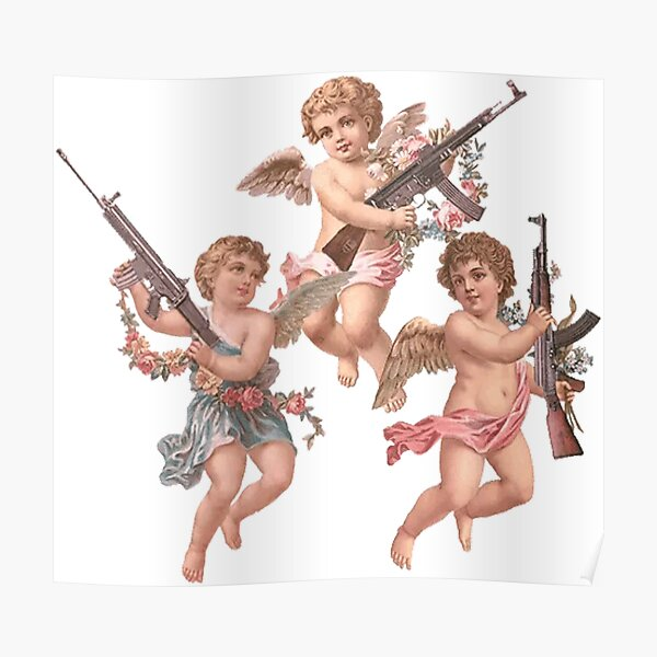 Angels with Guns Poster