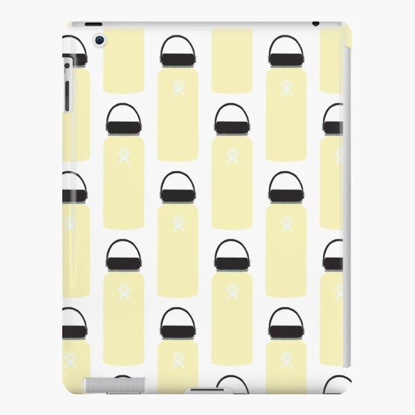 Yellow Water Bottle iPad Snap Case