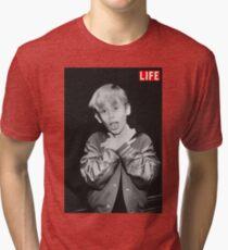 Macaulay Culkin Life Tri-blend T-Shirt